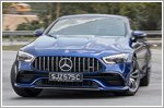 More miles and smiles in the AMG GT 4-Door