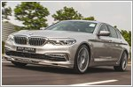 The Alpina B5 is a sublime force
