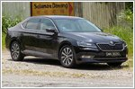 First Drive - Skoda Superb 1.8 TSI Ambition (A)