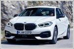 First Drive - BMW 1 Series 118d Sport Line (A)