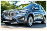 Facelift - BMW X1 xDrive25d xLine (A)