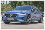 The new Volvo S60 takes a stand