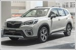 Car Review - Subaru Forester 2.0i-S EyeSight (A)