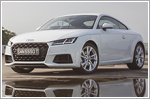 Car Review - Audi TT Coupe 2.0 TFSI S tronic (A)