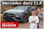 Car Video - Mercedes-Benz CLA-Class CLA200 Coupe AMG Line (A)