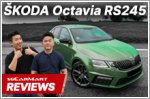 Car Video - Skoda Octavia 2.0 TSI RS 245 (A)