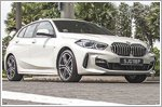 Car Review - BMW 1 Series Hatchback 118i M Sport (A)