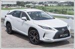 Facelift - Lexus 3-Row RX 350L 3.5 Premium 7-seater (A)