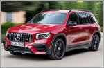 First Drive - Mercedes-AMG GLB35 4MATIC