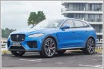 Car Review - Jaguar F-PACE 5.0 SVR (A)