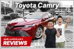 Video Review - Toyota Camry 2.5 (A)