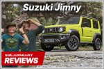 Car Video - Suzuki Jimny 1.5 Standard Two-Tone (A)