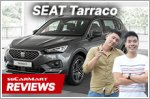 Car Video - Seat Tarraco 1.4 TSI DSG Xcellence 7-Seater (A)
