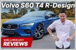 Car Video - Volvo S60 T4 R-Design (A)