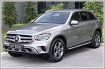 Facelift - Mercedes-Benz GLC-Class GLC300 4MATIC (A)