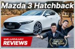 The Mazda3 challenges its premium competitors