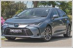 Car Review - Toyota Corolla Altis Hybrid 1.8 (A)