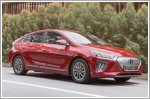 Facelift - Hyundai Ioniq Electric 38.3kWh Sunroof (A)