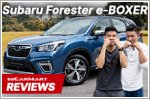 Car Video - Subaru Forester Mild Hybrid 2.0i-S EyeSight e-BOXER (A)