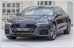 Audi A7 - smaller engine, still good