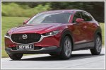 The Mazda CX-30 is pleasingly capable