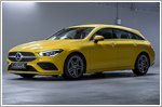 Car Review - Mercedes-Benz CLA-Class Shooting Brake CLA200 AMG Line