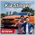 Car Video - Kia Stinger 3.3 GT V6 (A) Highlight