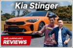 Car Video - Kia Stinger 3.3 GT V6 (A)