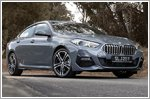 218i Gran Coupe: BMW's compact fighter