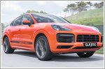 Car Review - Porsche Cayenne Coupe 3.0 (A)