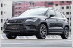Car Review - Cupra Ateca 2.0 TSI DSG (A)