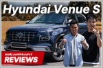 Video Review - Hyundai Venue 1.6 GLS 'S' (A)