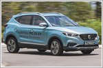 Car Review - MG ZS Electric 44.5kWh (A)
