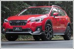 A fresher look in the Subaru XV GT Edition