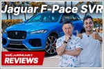 Video Review - Jaguar F-PACE 5.0 SVR (A)
