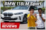 Video Review - BMW 1 Series Hatchback 118i M Sport (A)