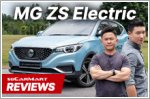 The MG ZS EV is electric mobility for the masses