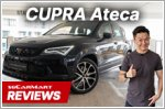 Video Review - The Cupra Ateca is an SUV that goes like the wind