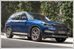 The BMW X3 plug-in hybrid is one eager SUV