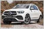 Car Review - Mercedes-Benz GLE-Class Mild Hybrid GLE450 4MATIC (A)