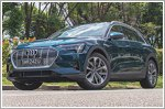 Car Review - Audi e-tron Electric 55 quattro (A)