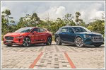 Comparison - Audi e-tron Electric 55 quattro & Jaguar I-PACE Electric First Edition