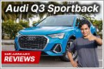 The Audi Q3 Sportback is one desirable coupe SUV