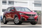 Facelift - Peugeot 3008 1.2 PureTech EAT8 Active (A)