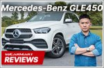 Video Review - Mercedes-Benz GLE-Class Mild Hybrid GLE450 4MATIC (A)