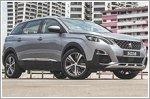 Facelift - Peugeot 5008 1.2 PureTech EAT8 Allure 7-Seater (A)