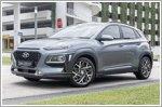 Car Review - Hyundai Kona Hybrid 1.6 DCT Sunroof (A)
