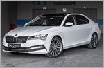 Facelift - Skoda Superb 2.0 TSI Laurin & Klement (A)