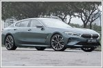 Car Review - BMW 8 Series Gran Coupe 840i Chrome Line (A)