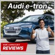 Video Review - Audi e-tron Electric 55 quattro (A) Highlight